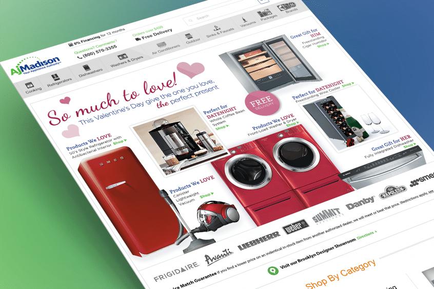Valentine's Day Graphic Design