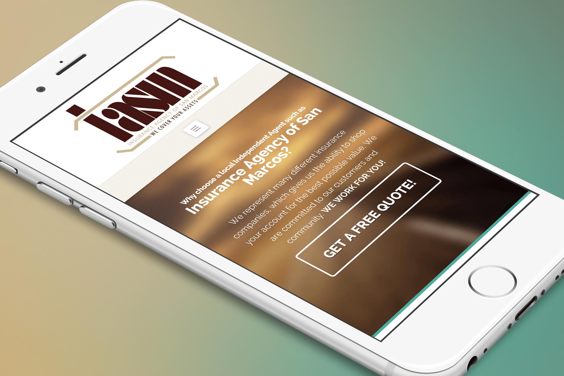 ISAM Mobile Design